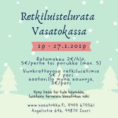 retkiluistelu,suomi,some